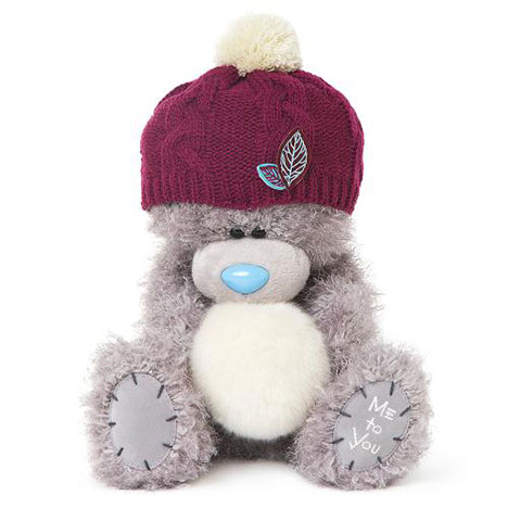 "10"" Bobble Hat & Snowball Me to You Bear  £20.00"