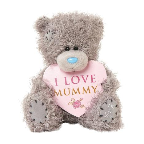 "5"" I Love Mummy Plaque Me to You Bear  £8.00"