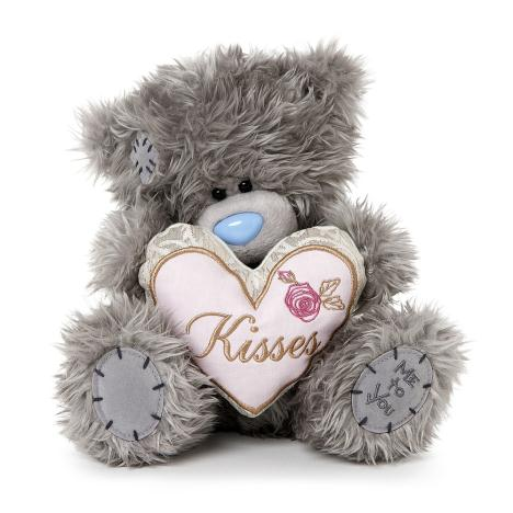 "8"" Kisses Padded Heart Me to You Bear  £14.99"