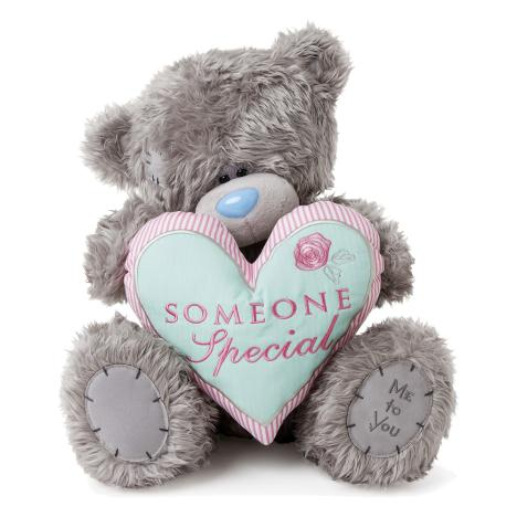"16"" Someone Special Padded Heart Me to You Bear  £34.99"