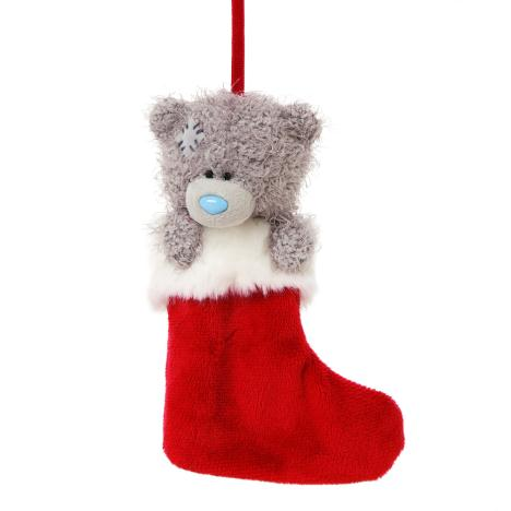 "4"" Me to You Bear In Stocking  £6.00"