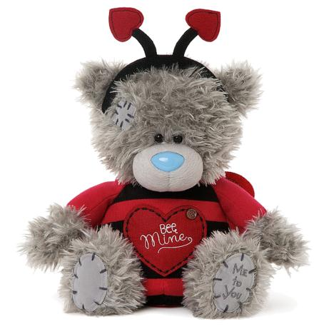 "10"" Bee Mine Love Bug Me to You Bear  £20.00"