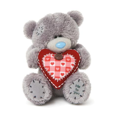 "4"" Holding Heart Me to You Bear  £6.00"