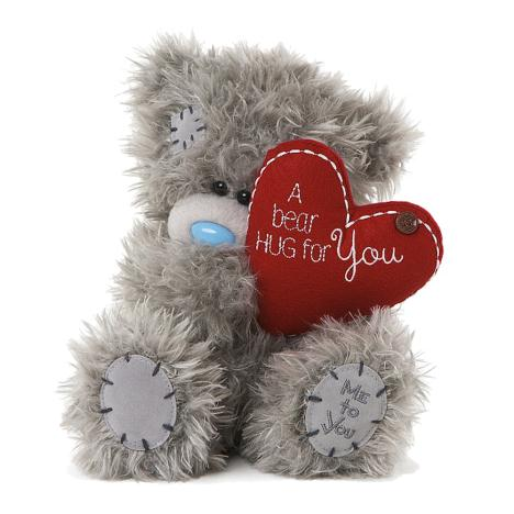 "8"" Bear Hug For You Heart Me to You Bear  £15.00"