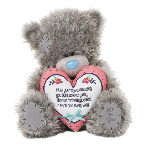 "12"" Mum Padded Verse Heart Me to You Bear  £24.99"