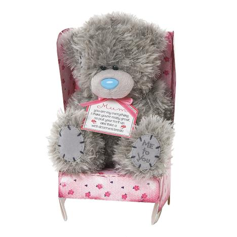 "7"" Mum Me to You Bear Sat In Chair  £9.99"
