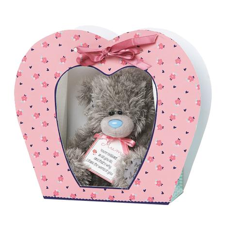 "7"" Mum Me to You Bear In Heart Gift Bag  £9.99"
