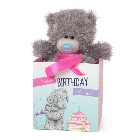 "5"" Me to You Bear In Birthday Gift Bag  £7.99"