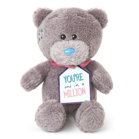 "4"" One In A Million Tag Me to You Bear  £4.99"