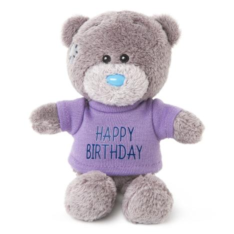 "4"" Happy Birthday T-Shirt Me to You Bear   £4.99"