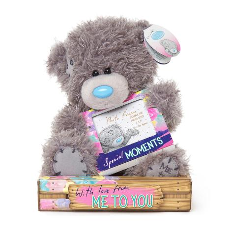 "7"" Special Moments Frame Me to You Bear  £9.99"