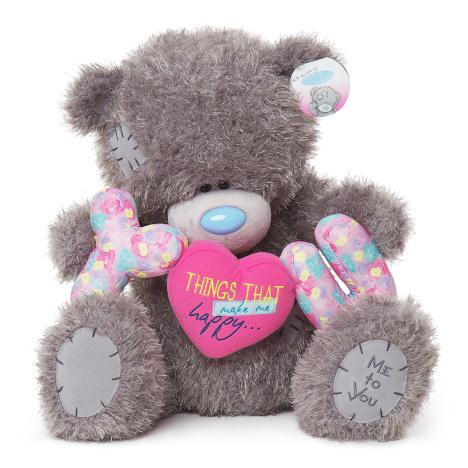 "20"" Things That Make Me Happy Me to You Bear  £39.99"
