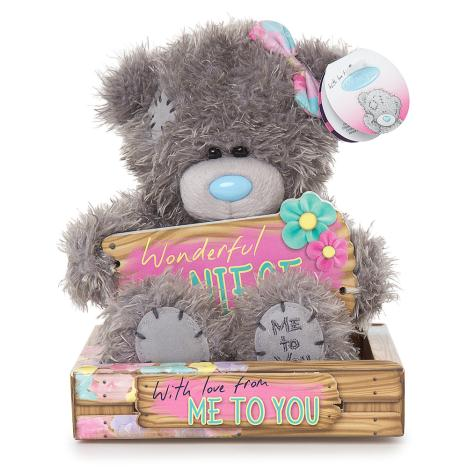 "7"" Wonderful Niece Plaque Me to You Bear  £9.99"