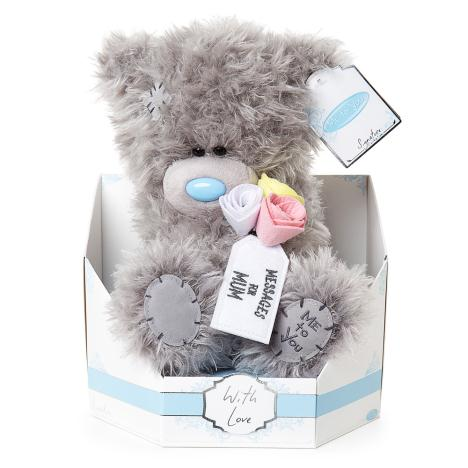 "9"" Mum Flowers Me to You Bear  £19.00"