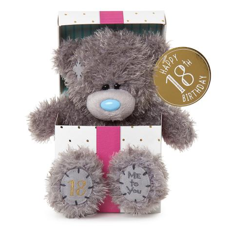 "7"" 18th Birthday Me to You Bear In Gift Box  £9.99"