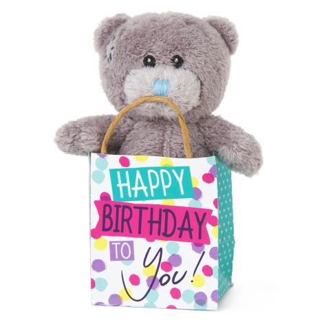 "3"" Me to You Bear In Happy Birthday Gift Bag  £4.49"