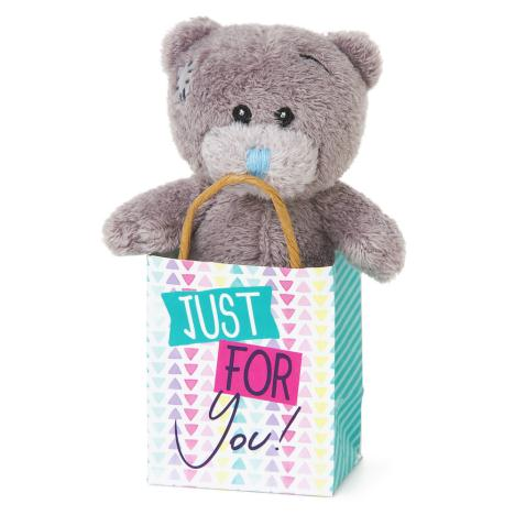 "3"" Me to You Bear In Just For You Gift Bag  £4.49"