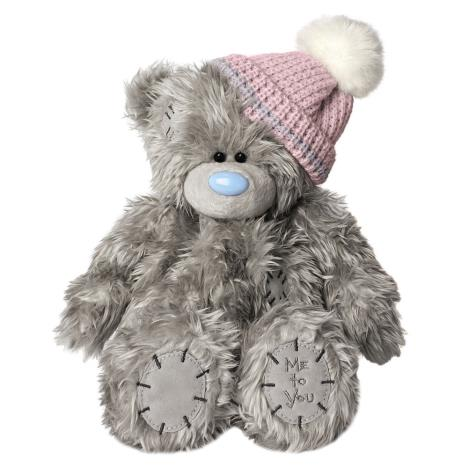 "8"" Me to You Bear Bed Warmer in Knitted Hat   £15.99"