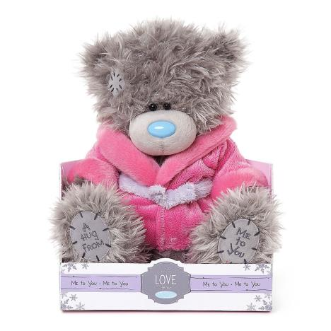 "9"" Pink Dressing Robe Me to You Bear   £19.00"