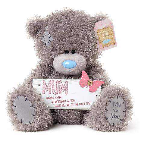 "10"" Mum Plaque Me to You Bear  £17.99"