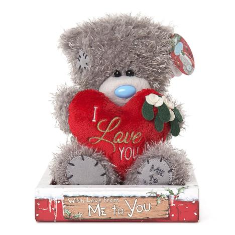 "7"" I Love You Padded Heart Me to You Bear  £8.99"
