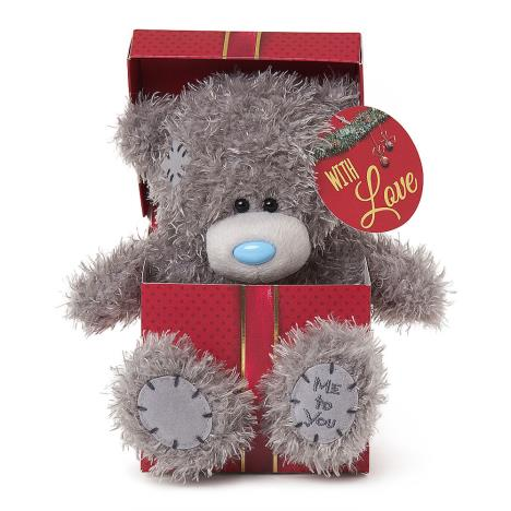"7"" Me to You Bear In Christmas Box  £8.99"