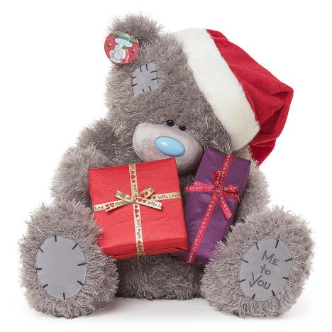 "24"" Santa Hat and Presents Me to You Bear  £49.99"