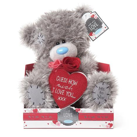 "9"" Guess How Much I Love You Me to You Bear  £19.00"