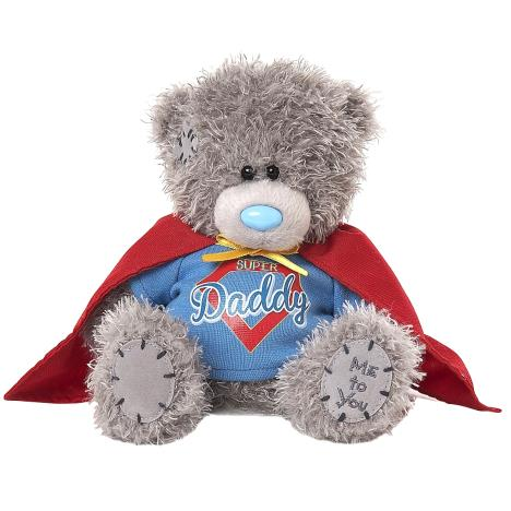 "7"" Super Daddy Me to You Bear  £9.99"
