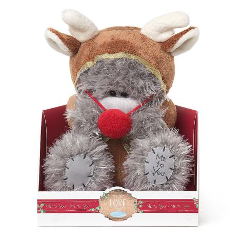 "9"" Dressed As Reindeer Me To You Bear  £25.00"