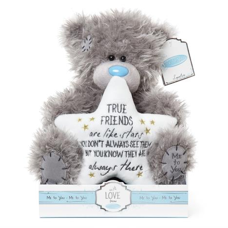 "9"" True Friends Are Like Stars Me to You Bear  £18.99"