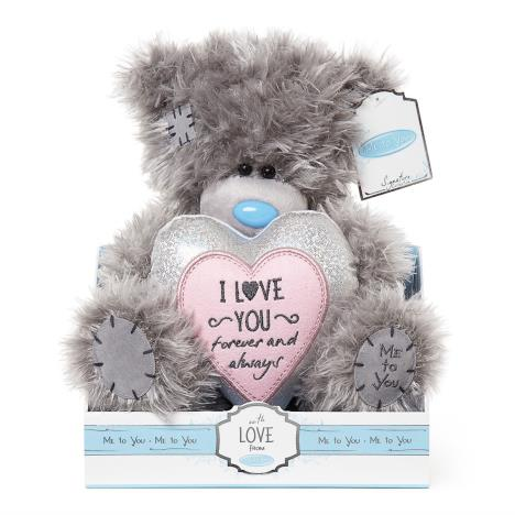 "9"" Padded Heart I love You Me to You Bear  £18.99"