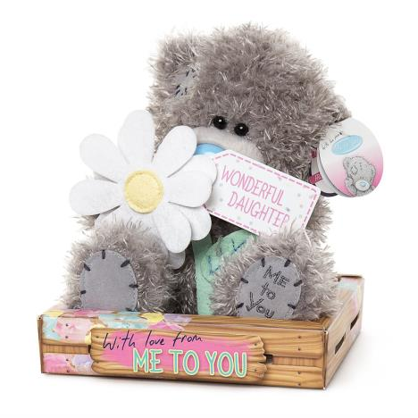 "7"" Wonderful Daughter Daisy Me to You Bear   £9.99"