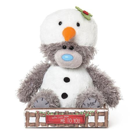 "7"" Dressed As Snowman Me To You Bear  £10.99"