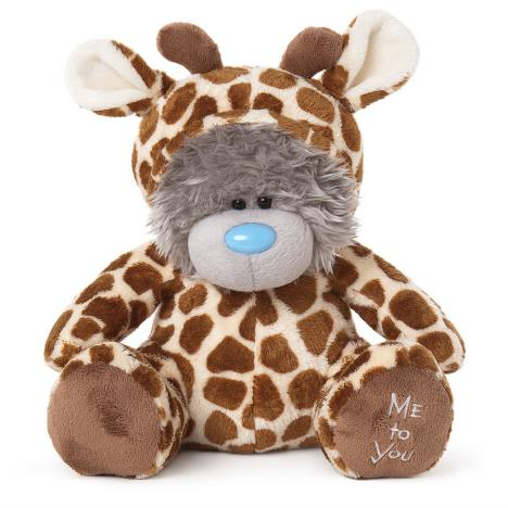 "9"" Dressed As Giraffe Onesie Me to You Bear   £14.99"