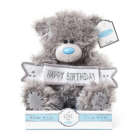 "9"" Happy Birthday Banner Me to You Bear  £19.00"