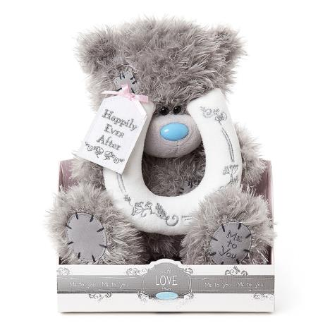 "9"" Holding Horseshoe Me To You Bear  £19.00"