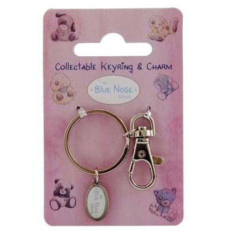 My Blue Nose Friends Keyring  £2.50