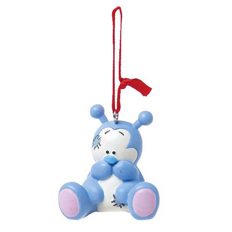 Dot the Ladybird My Blue Nose Friends PVC Keyring  £2.99