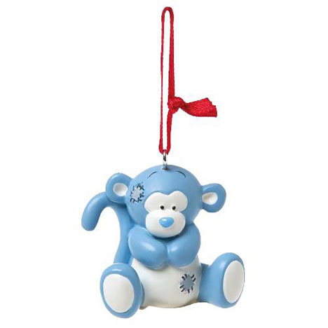 Coco the Monkey My Blue Nose Friends PVC Keyring  £2.99