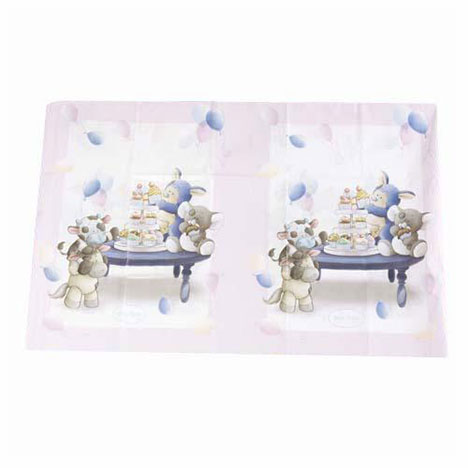 My Blue Nose Friends Tablecloth   £2.99