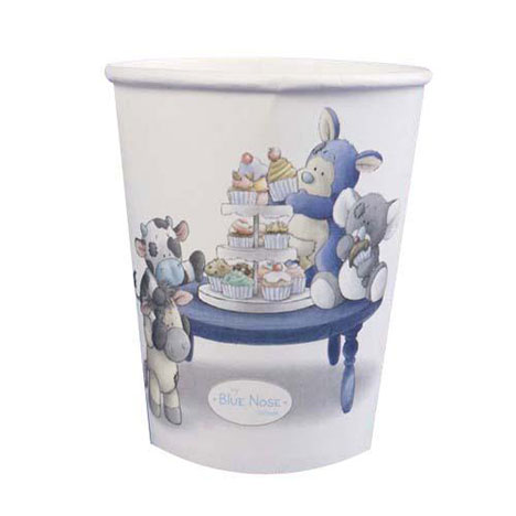 My Blue Nose Friends Paper Cups Pack of 8 Pack of 8 £2.49