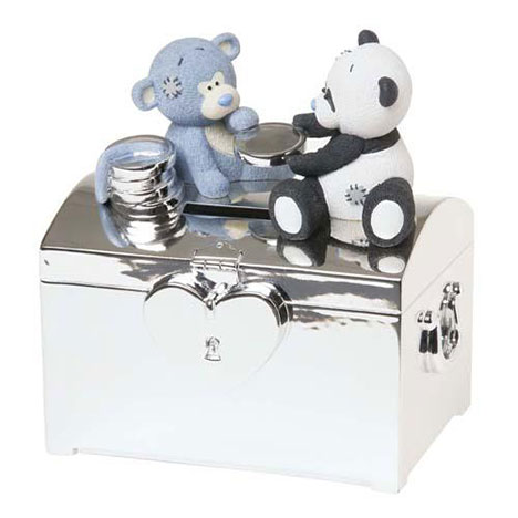 My Blue Nose Friends Me to You Bear Money Box  £25.00