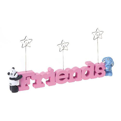 My Blue Nose Friends Photo Clip Holder  £5.99