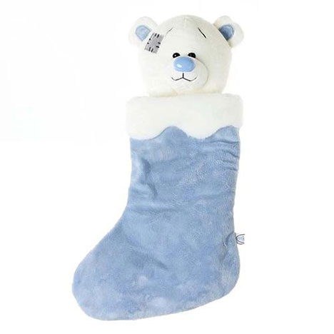 Chalky the Polar Bear My Blue Nose Friend Stocking  £9.99