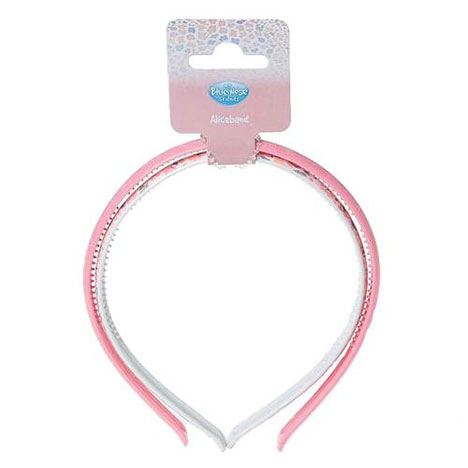 My Blue Nose Friends Me to You Bear Pink Alice Band 2pk 2pk £3.99