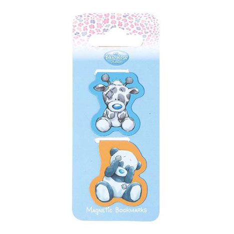 Twiggy & Binky My Blue Nose Friends Magnetic Bookmarks  £2.99