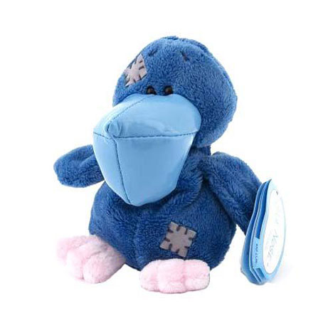 "4"" My Blue Nose Friend Sue-shee the Pelican  £5.00"