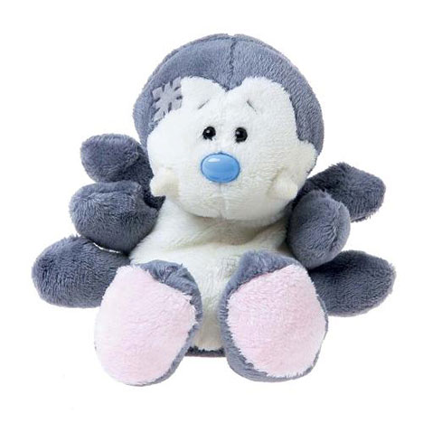 "8"" My Blue Nose Friend Webster the Spider  £10.00"