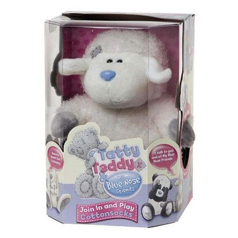 Join In and Play Cottonsocks Interactive My Blue Nose Friend   £24.99